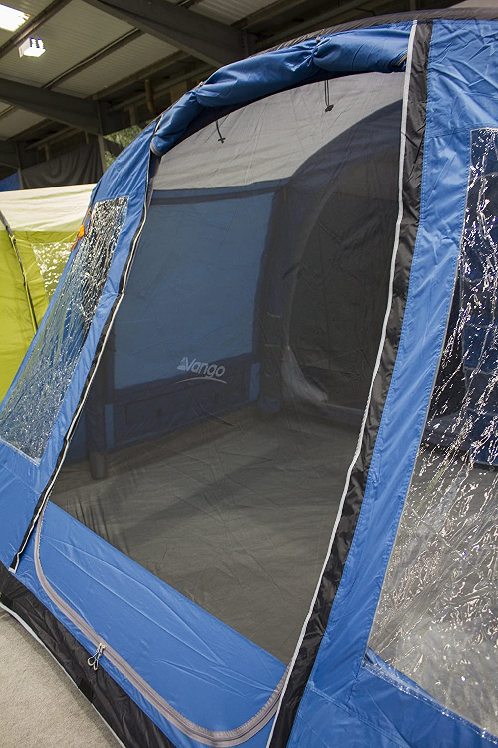 Vango Unisexe Odyssey Airbeam Deluxe Gonflable Tente Bleu Ciel Taille 600