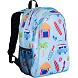 Wildkin Kids 15 Inch Backpack for Boys and Girls, Perfect Size for Preschool, Kindergarten and Elementary School, 600…