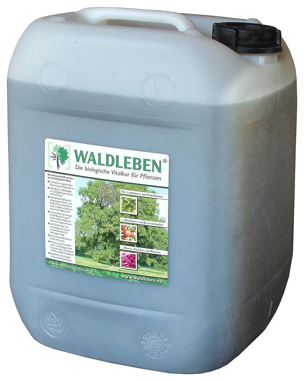WALDLEBEN, 10 Liter, die biologische Vitalkur für Pflanzen