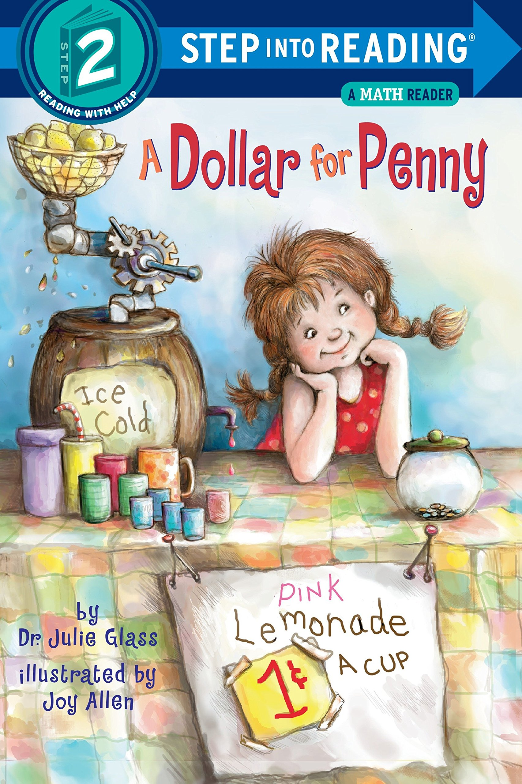 A Dollar For Penny (Step-Into-Reading, Step 2) ebook