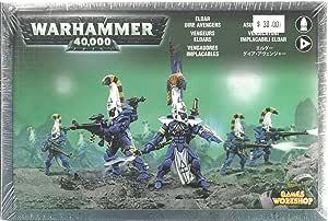Eldar Dire Avengers - Warhammer 40K: Amazon.es: Juguetes y juegos