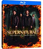 Supernatural: Season 12 (BD/S) [Blu-ray] [2017] [Region Free]