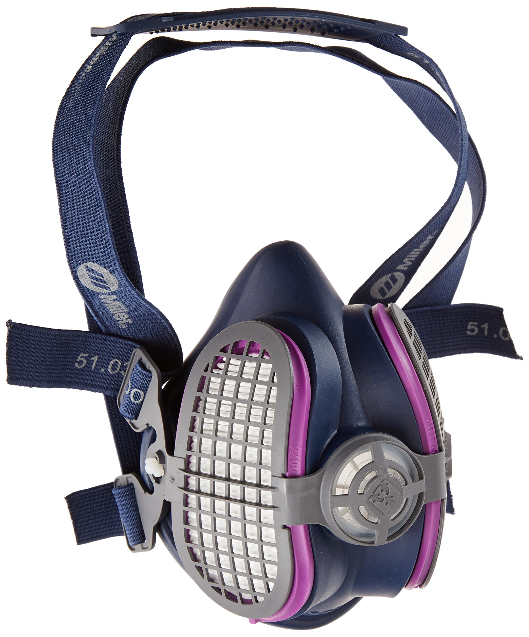 Half Mask Respirator Size Small/Medium by Miller Electric