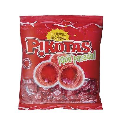 Dulciora Pikotas Caramelo de Goma Gragrado con Sabor a Cereza - 100 g