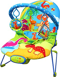 Just4baby Musical Melodies Soothing Vibration Baby Bouncer Bouncing Rocker Reclining Chair 3 Hanging Toys DINOSAUR Design  sc 1 st  Amazon UK & Just4baby Musical Melodies Soothing Vibration Baby Bouncer/Rocker ... islam-shia.org