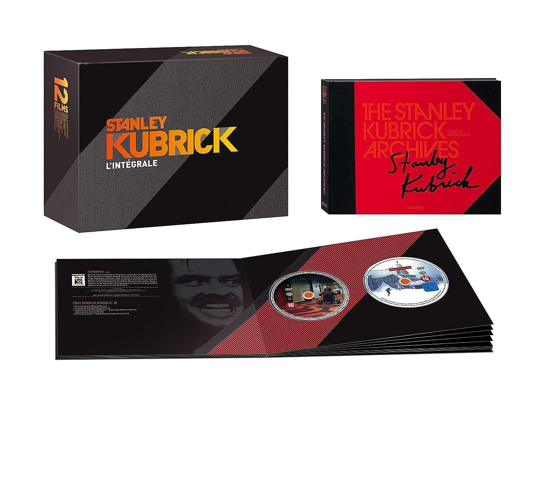 Stanley Kubrick - Lintégrale [Francia] [DVD]: Amazon.es: Stanley ...