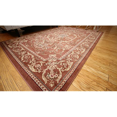 Rose Area Rug: Amazon.com