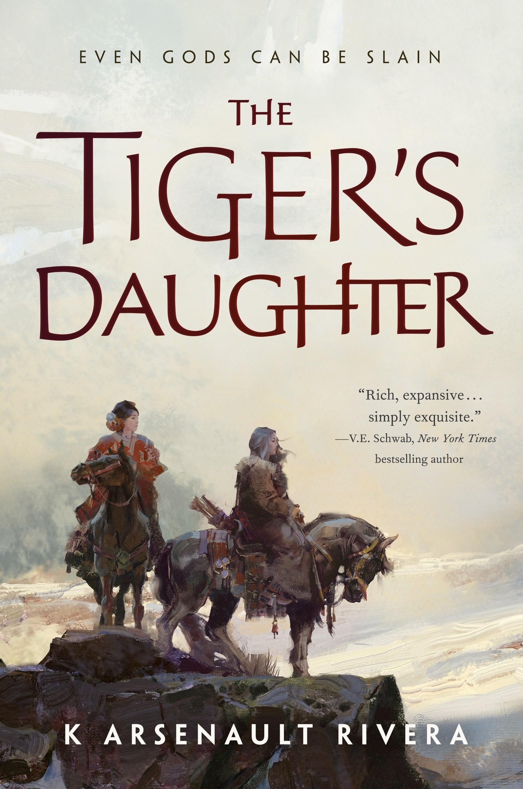 Image result for the tiger's daughter