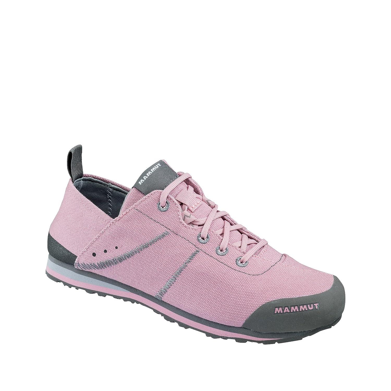 Damen Zustiegs-/Wander-Schuh und Herren Zustiegs-/Wander-Schuh Damen Sloper Niedrig Canvas Rose-ash bfb132