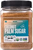 BetterBody Foods Organic Coconut Sugar 1.5 Pound, Unrefined Organic Coconut Palm Sugar, 1:1 Ratio with Refined White Sugar, Organic Non-GMO Gluten-Free