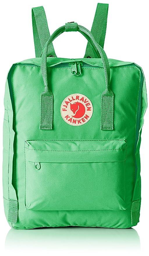 08c43c966b60 FJÄLLRÄVEN Kånken Unisex Backpack Green Verde (Villa Green) 27 x 13 x 38 cm