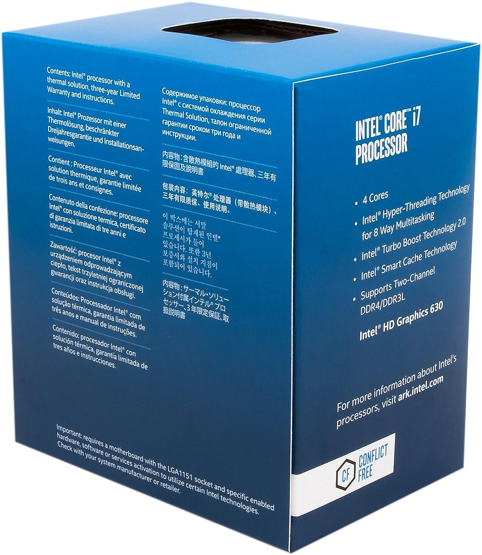 Amazon.com: INTEL Processor Processors BX80677I77700: Computers & Accessories