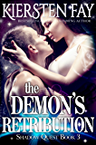 The Demon's Retribution (Shadow Quest Book 3) Science Fiction Romance: Paranormal Romance