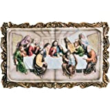 StealStreet SS-OL-OK-2534-P1A Last Supper Plaque, 28""