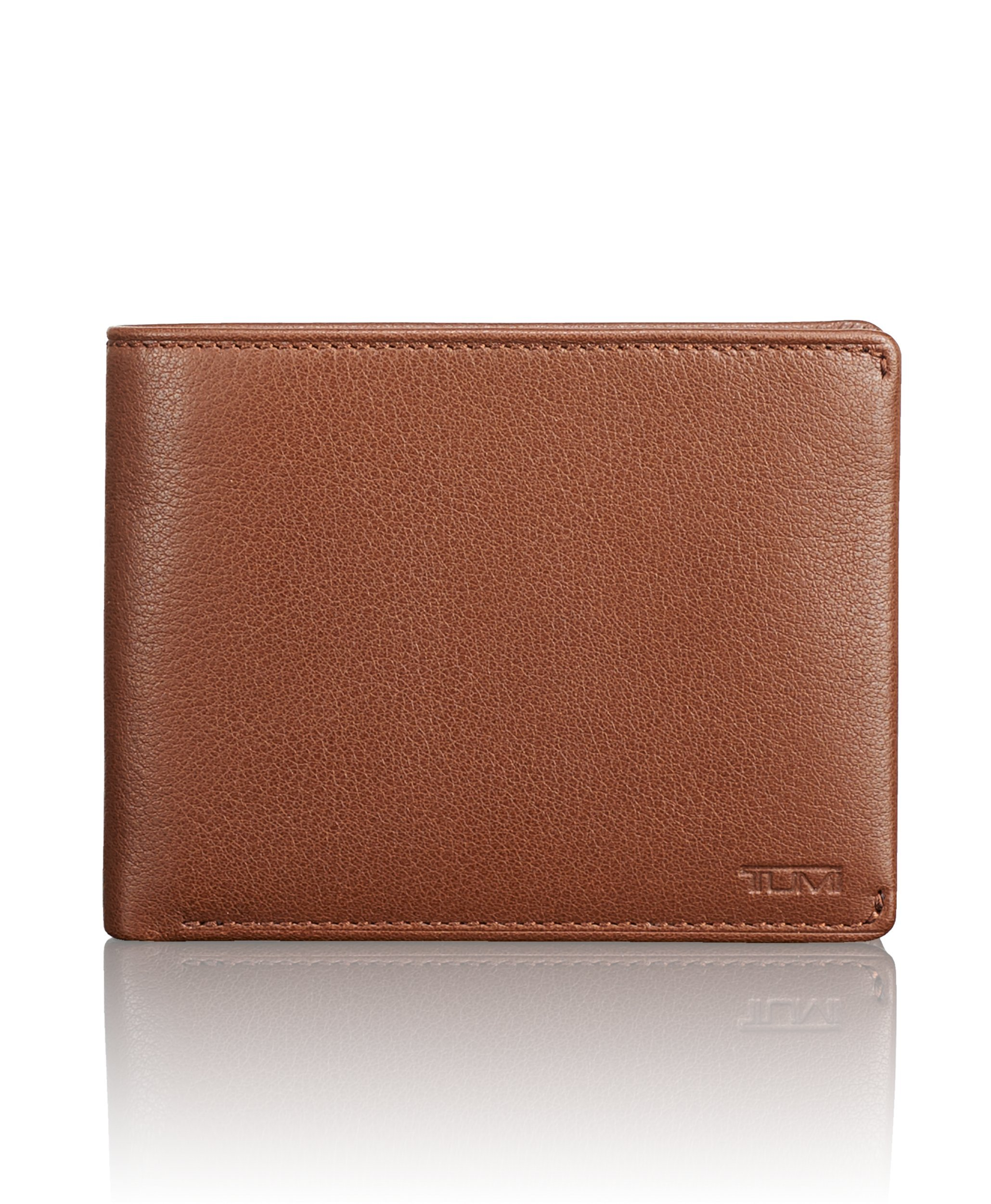 TUMI Men's Nassau Global Double Billfold Wallet