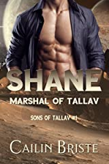 Shane: Marshal of Tallav (Sons of Tallav Book 1) Kindle Edition