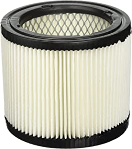 Shop Vac Wet/Dry Cartridge Filter Pack of 4,903-98-00