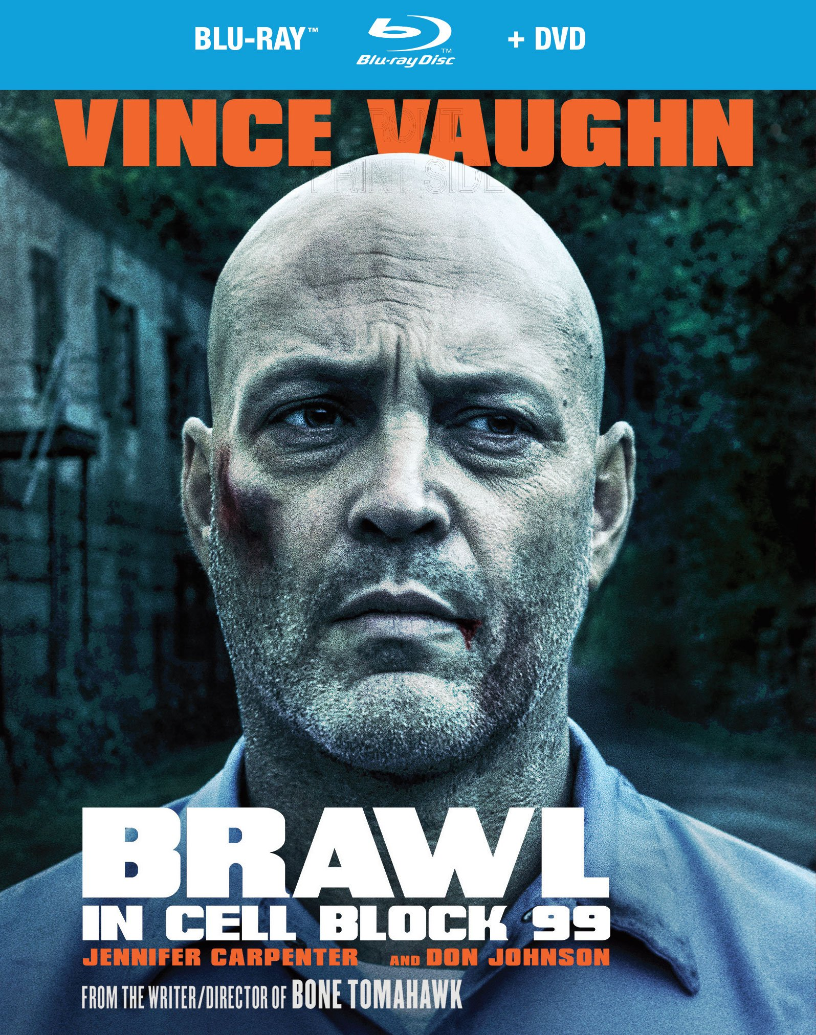 Blu-ray : Brawl in Cell Block 99 (With DVD, 2 Disc)