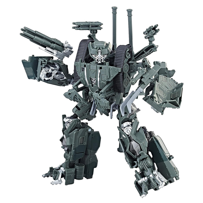 Transformers Series Movie 6 Studio Figurine, E0772ES0, Multicolore Hasbro