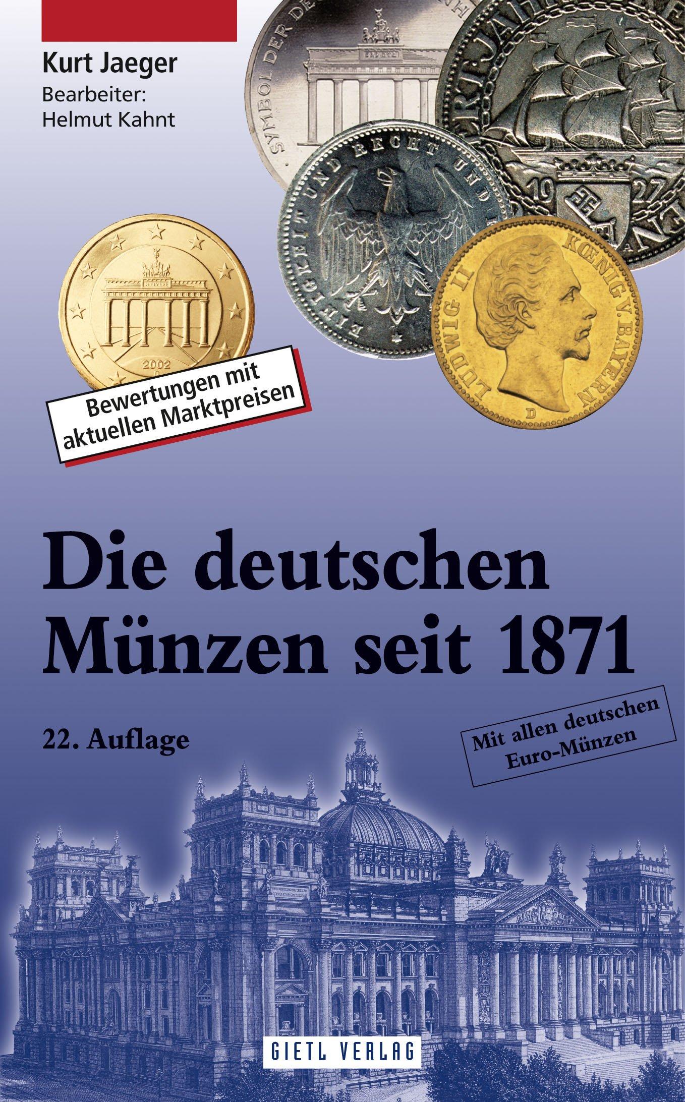 Die Deutschen Münzen Seit 1871 Bewertungen Mit Aktuellen