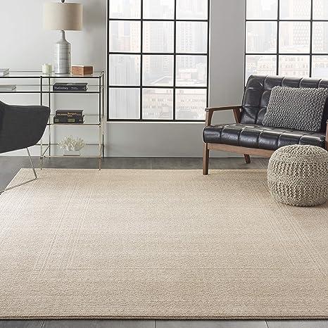 Nourison Royal Moroccan Geometric Boho Beige 8 6 X 12 Area Rug 9 X 12 Furniture Decor