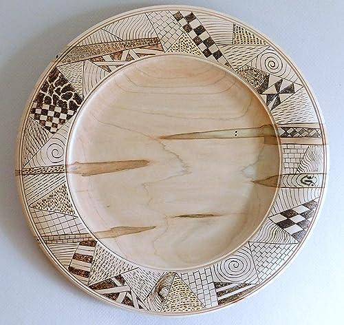 Ambrosia Maple Wooden Platter