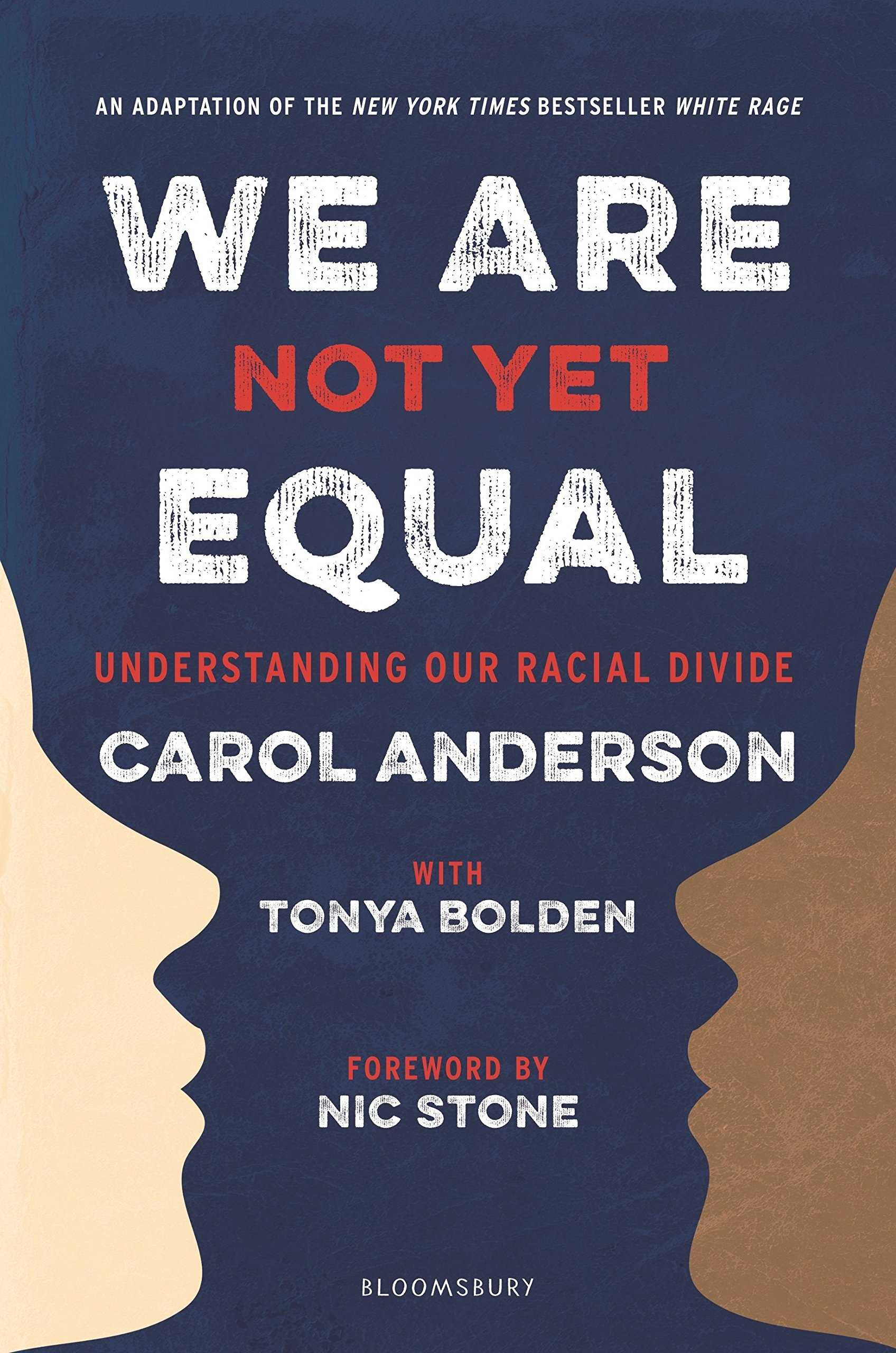 Amazon.com: We Are Not Yet Equal: Understanding Our Racial Divide ...