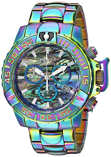 Image result for Invicta Men's 'Subaqua' Quartz Stainless Steel Casual WatchMulti Color (Model: 25179)