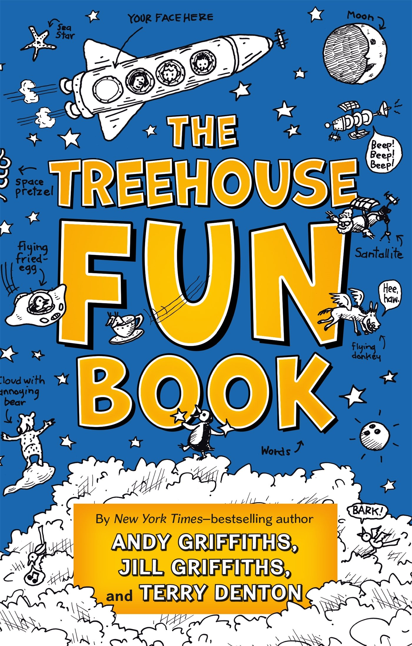 Treehouse Supplies Coupon Code Part - 43: The Treehouse Fun Book (The Treehouse Books): Andy Griffiths, Jill  Griffiths, Terry Denton: 9781250117755: Amazon.com: Books