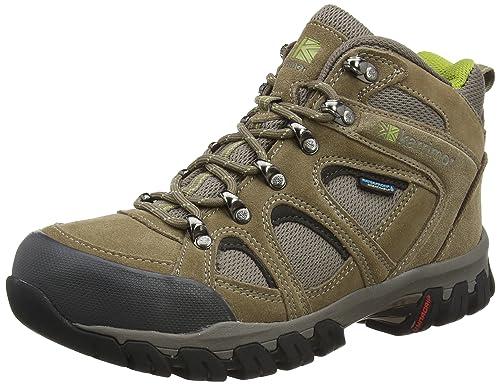 Bodmin IV Weathertite, Zapatos de Low Rise Senderismo para Mujer, Gris (Gcb), 37 EU Karrimor