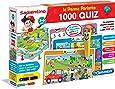 Clementoni 13274 - 1000 Quiz