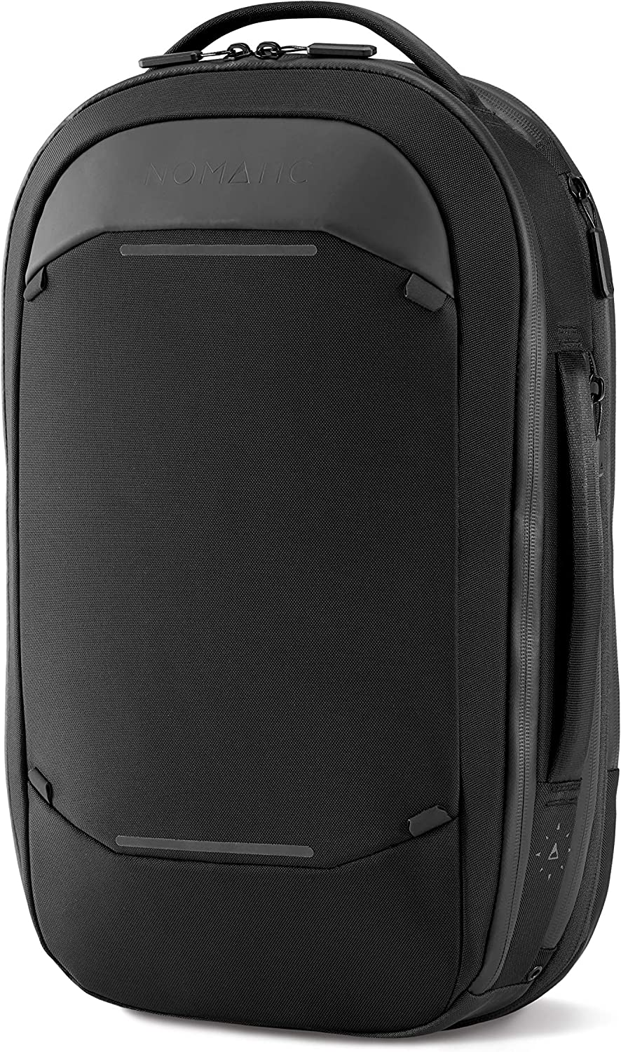 NOMATIC Navigator Premium Backpack 15L w/ 6L Built-In Expansion- Anti-Theft, Water Resistant & Cord Passthrough- Carry On Travel Laptop Backpack