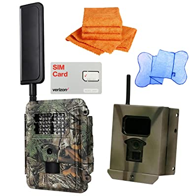 Spartan GoCam with Security Box (Pick a Right Carrier for Your Need) (Verizon 4G Infrared)