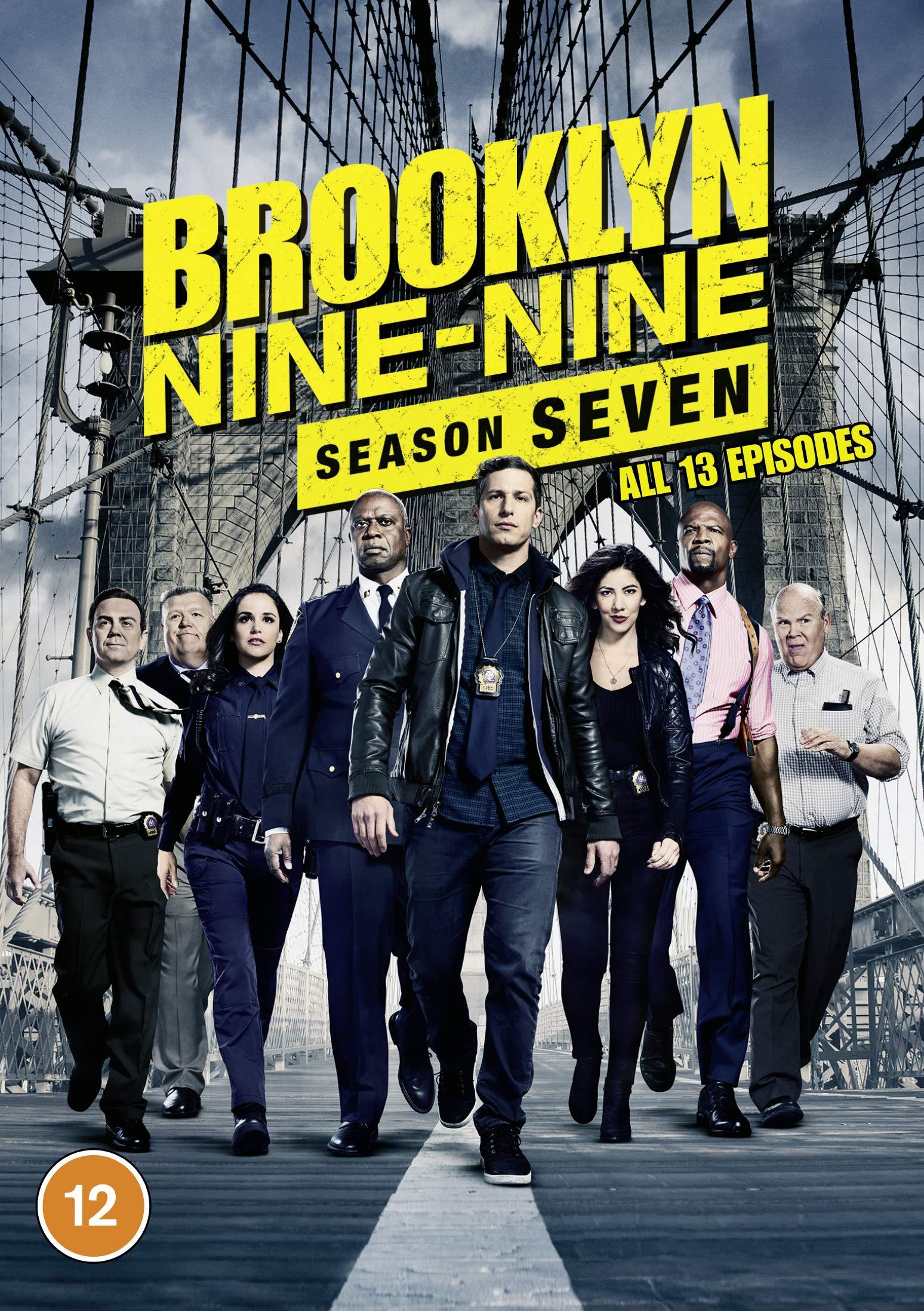 Brooklyn Nine-Nine: Season 7 [DVD] [2020]
