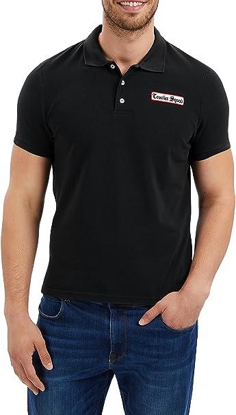 Chiccheria Brand Polo-Shirt Cavalier Squad para Hombre, algodón ...