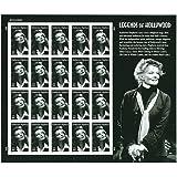 Katharine Hepburn Legends of Hollywood Complete Sheet of 20 x 44 Cent Stamps - 4461