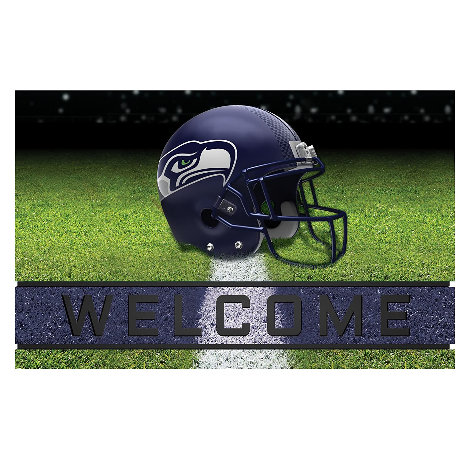 FANMATS 21058 Steering Wheel Cover NFL (Seattle Seahawks)