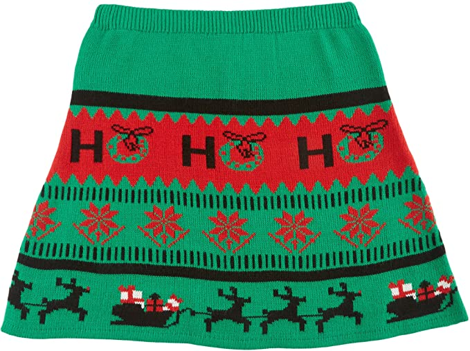 Reindeer Knit Skirt
