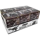 カプコンフィギュアビルダー モンスターハンター ストーンモデル Vol.2 BOX商品 1BOX = 6個入り、全6種類 + ボーナスパーツ