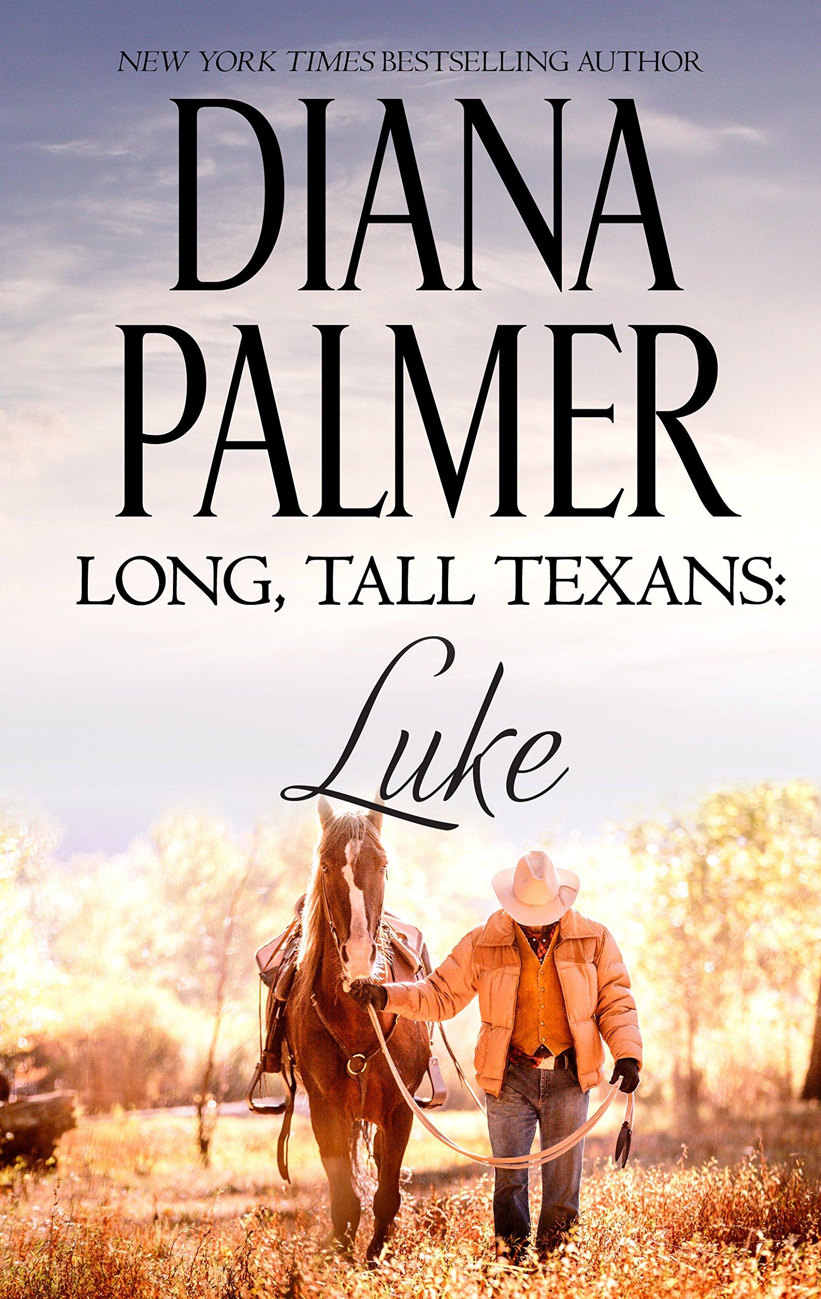 Long Tall Texans  Luke  English Edition