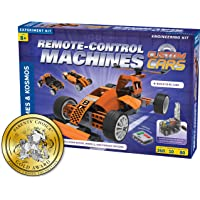 Thames & Kosmos Remote-Control Machines Custom Cars with Configurable Gear Box