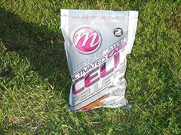 Mainline Match Activated Carp Cell Pellets 1kg 2mm MM3205 Pellet Karpfenpellet Futter