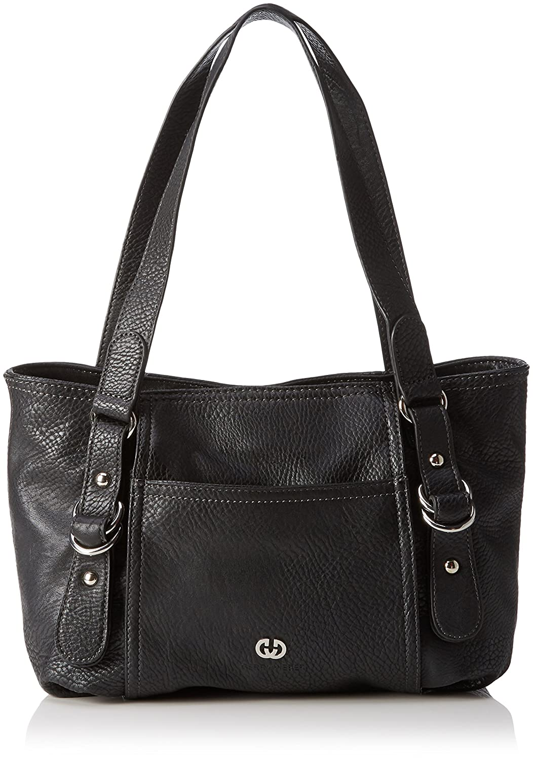 Gerry Weber Open Eyes Handbag Womens Schwarz (black 900)