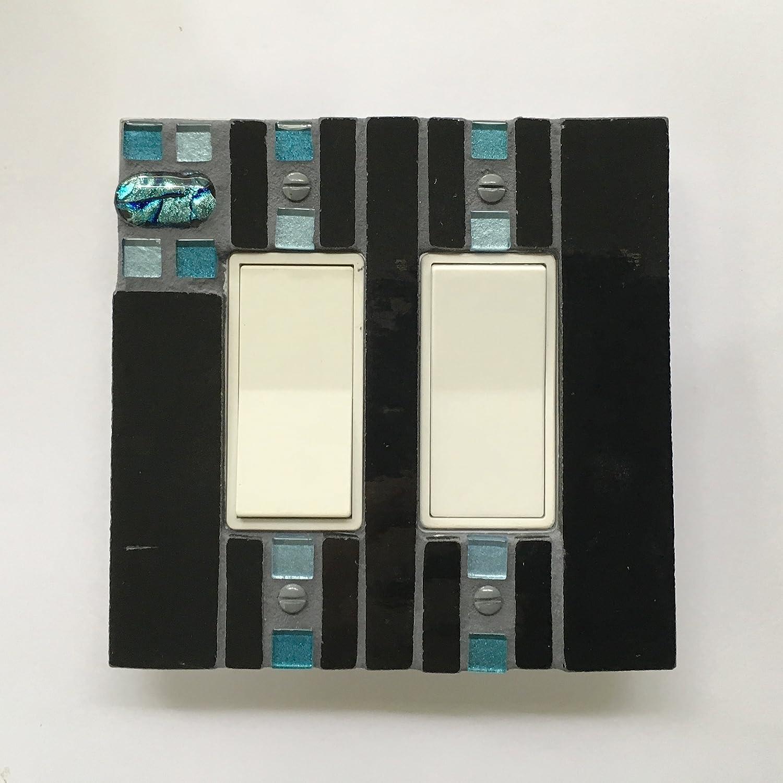 Amazoncom Black Light Switch Cover Dichroic Pendant Decorative
