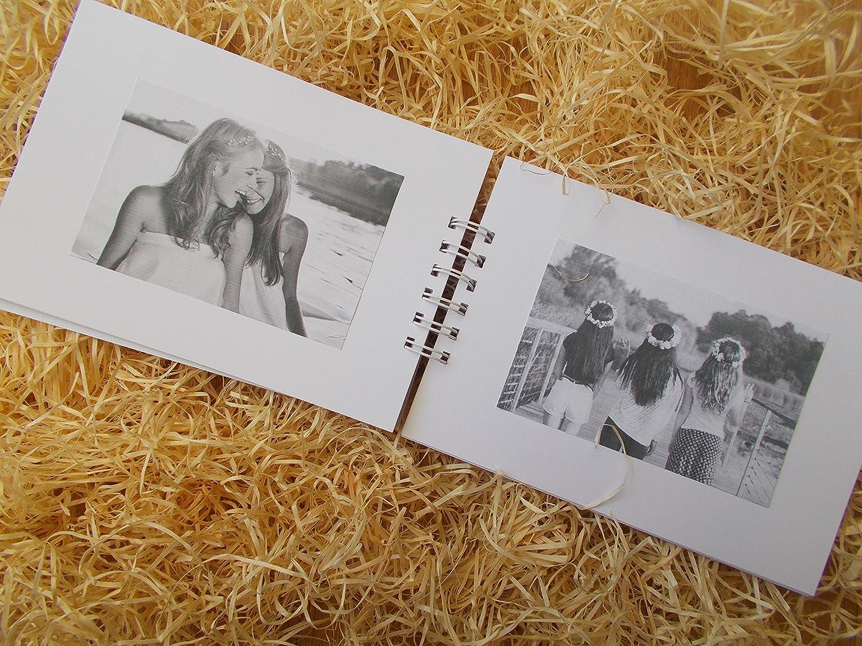 MEMORY BOOK GIFT MULTI USE ANY NAME PERSONALISED CONDOLENCE PHOTO ALBUM SCRAPBOOK