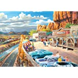 Ravensburger 16441 Scenic Overlook 500 Piece Large Pieces Jigsaw Puzzle for Adults - Every Piece is Unique, Softclick…