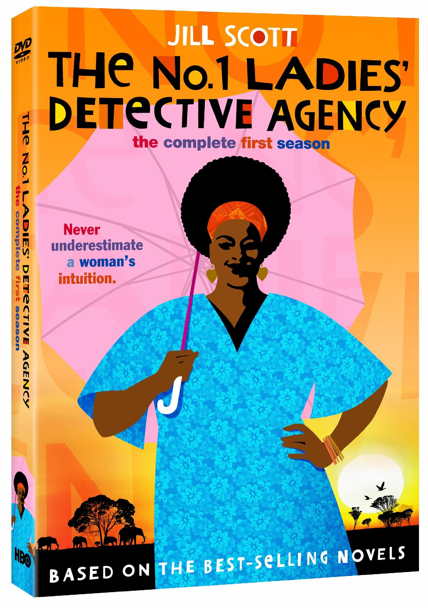 The No. 1 Ladies' Detective Agency: Season 1 by Warner Brothers