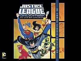 Justice League Unlimited - Staffel 1