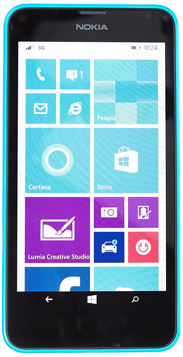 Nokia Lumia 635 Windows White Virgin Mobile 720 Resmi Red Cell Phones Accessories
