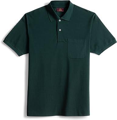 New With Tags Soft Men/'s Nautica 100/% Supima Cotton Short Sleeve Polo Shirt